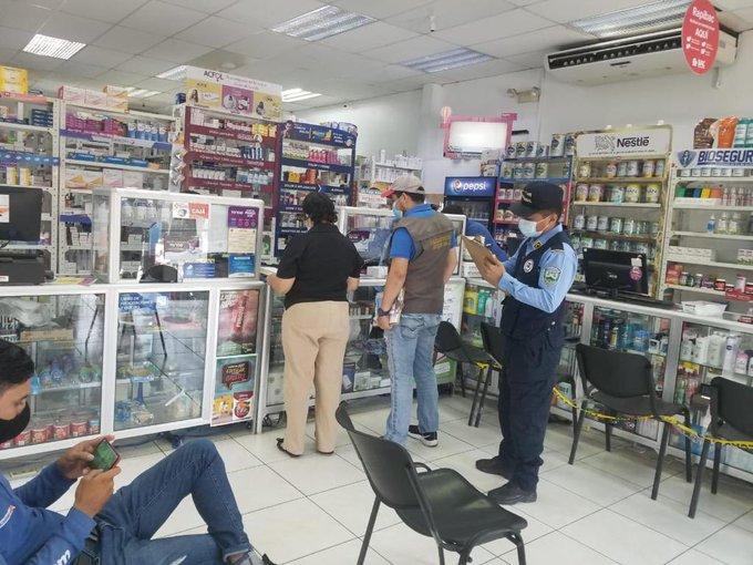 """MP en operación """"OMEGA IV"""" Decomisan producto vencido ofrecido a consumidores en San Pedro Sula"""