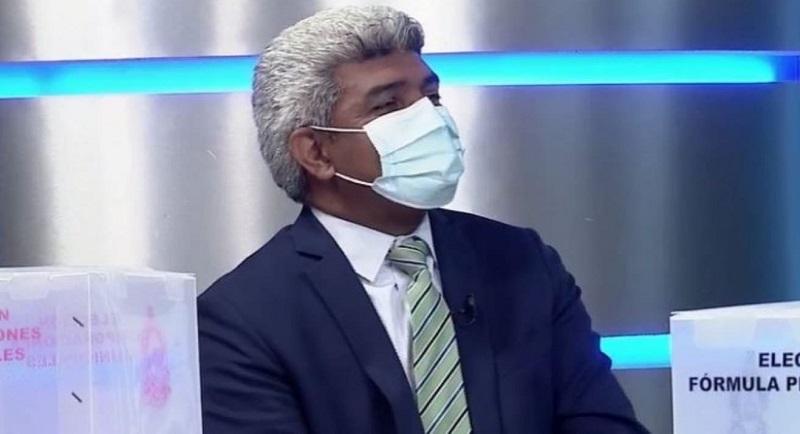 """Consejero suplente German Lobo señala que hubo """"divorcio"""" entre CNE y partidos políticos"""