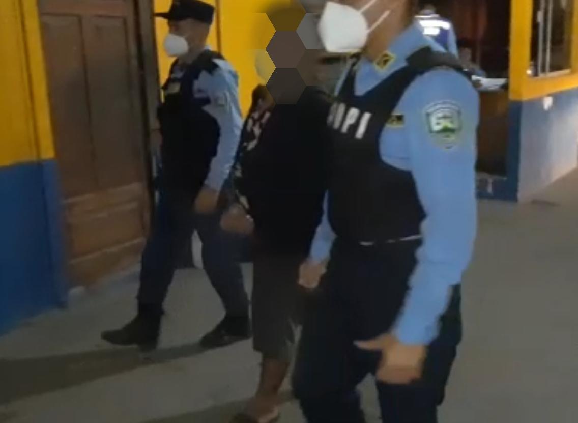 Arrestan a una persona cuando realizaba el traslado irregular de 3 menores de nacionalidad hondureña