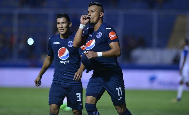 Motagua golea 5-2 a Honduras Progreso y sigue en pelea con Olimpia por el liderato del grupo