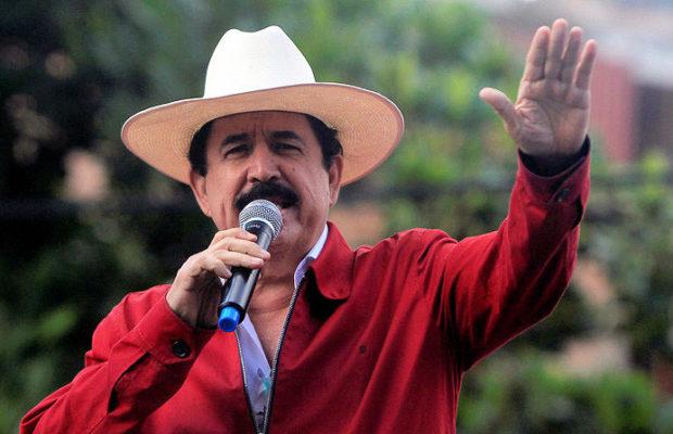 Expresidente Zelaya continuará como coordinador general de Libre