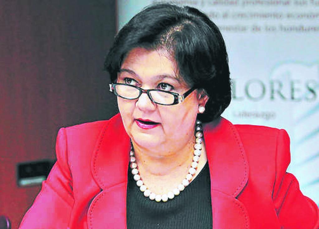 Expresidenta del BCH: Crecimiento económico dependerá de la vacuna