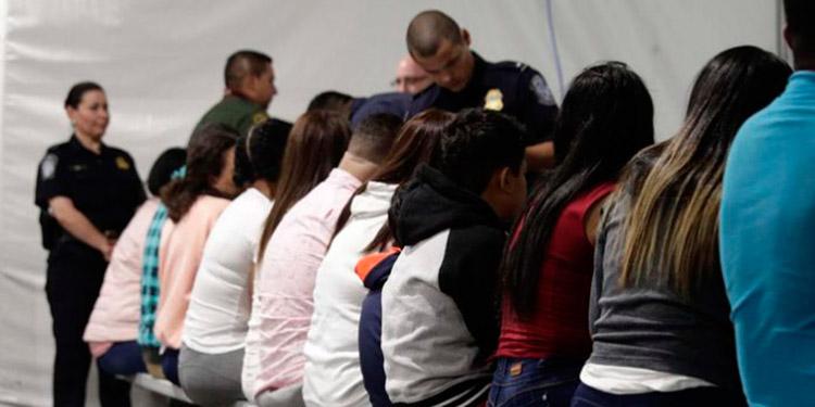 Cancillería: Unos  5,400 menores hondureños se encuentran albergados en EEUU