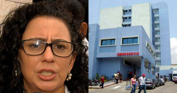 Dra Ligia Ramos denuncia falta de medicamentos para el manejo de  pacientes covid-19 en el IHSS