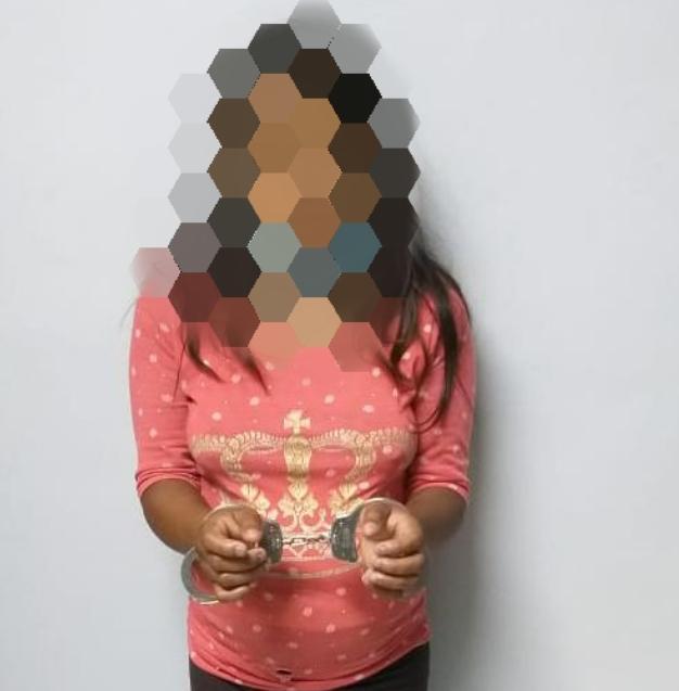 Mujer fue detenida tras robar un bebé recién nacido de un hospital en Comayagua
