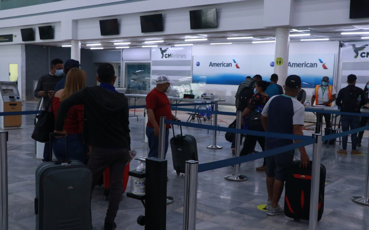 Economía local y nacional se beneficiarán con ampliación de horarios en el Aeropuerto Internacional Ramón Villeda Morales
