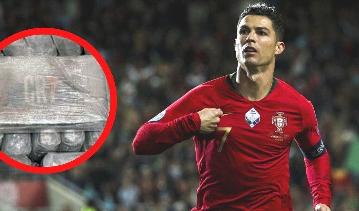"New York: Decomisan 60 kilos de cocaína con la ""marca"" de Cristiano Ronaldo"