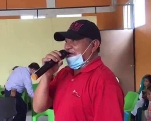 MP  presenta requerimiento fiscal por el crimen del líder indígena Félix Vásquez