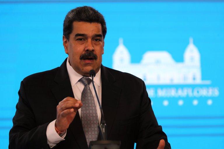 """En plena segunda ola de Coronavirus, Nicolás Maduro anunció una """"gran marcha de antorchas"""" para el día de la independencia en Venezuela"""