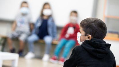 Homer Mejía:  «Aumento de contagios en niños viene desde las fiestas navideñas»