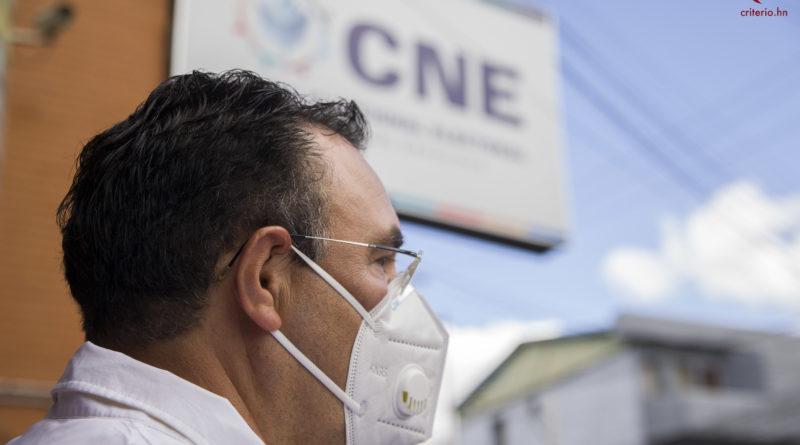 Luego de declaratoria del CNE:   Luis Zelaya no reconoce los resultados de las elecciones internas