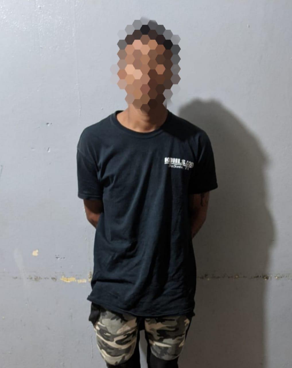 Detienen en Danlí a un menor de edad por tentativa de homicidio