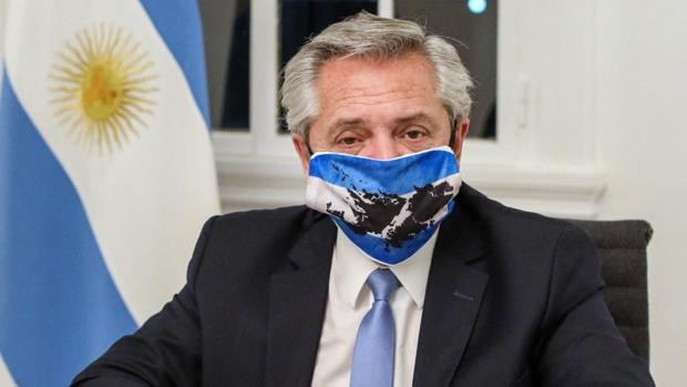Presidente Alberto Fernández de Argentina da positivo Covid-19