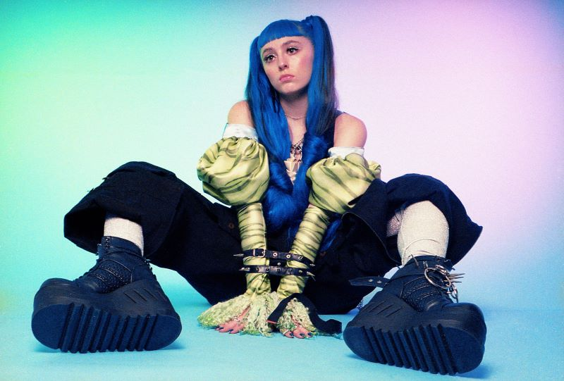 Ashnikko, la estrella del pop alternativo o Bubble punk