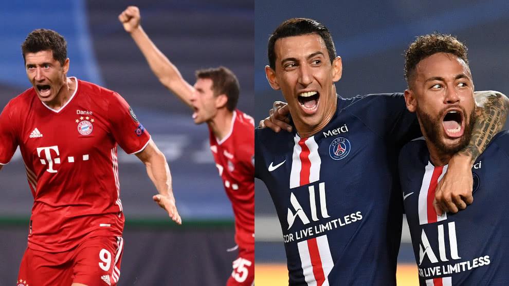 El PSG clasifica a semifinales de «La Champions League» y deja en el camino al Bayern Munich
