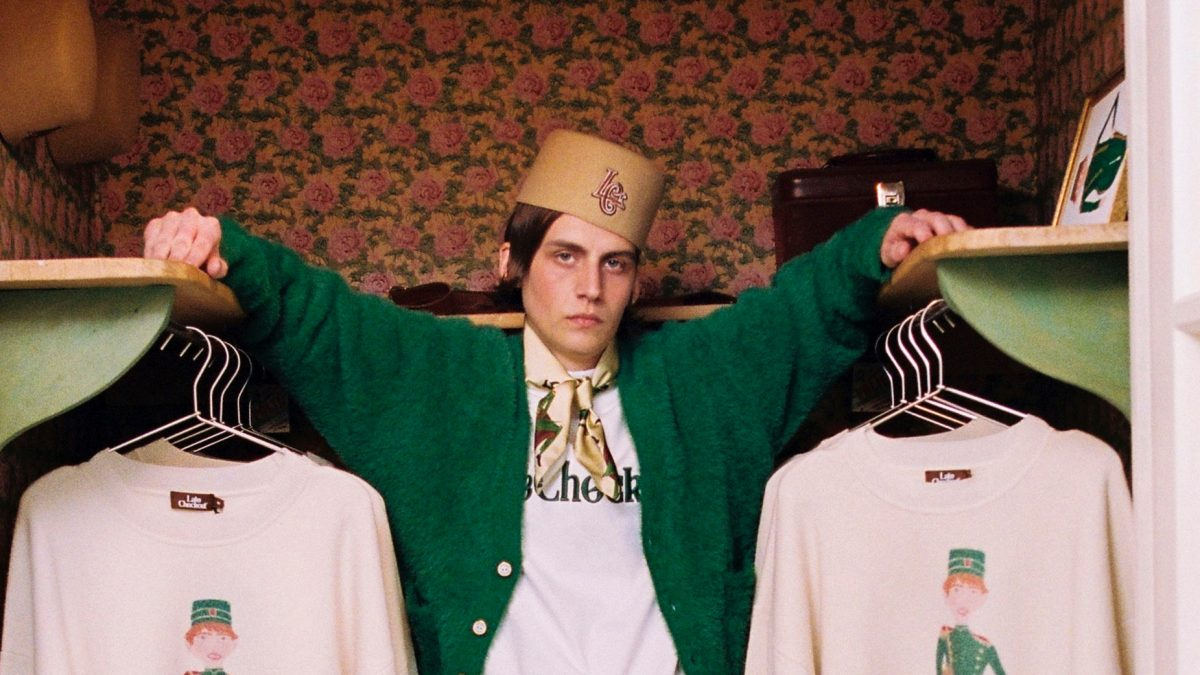 C. Tangana lanza su marca de ropa inspirada en The Grand Budapest Hotel