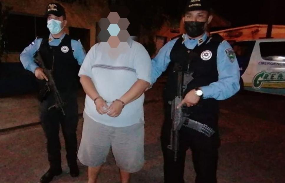Capturan en Yoro a supuesto cabecilla de «Los Pelones» por el secuestro y asesinato de una joven taxista