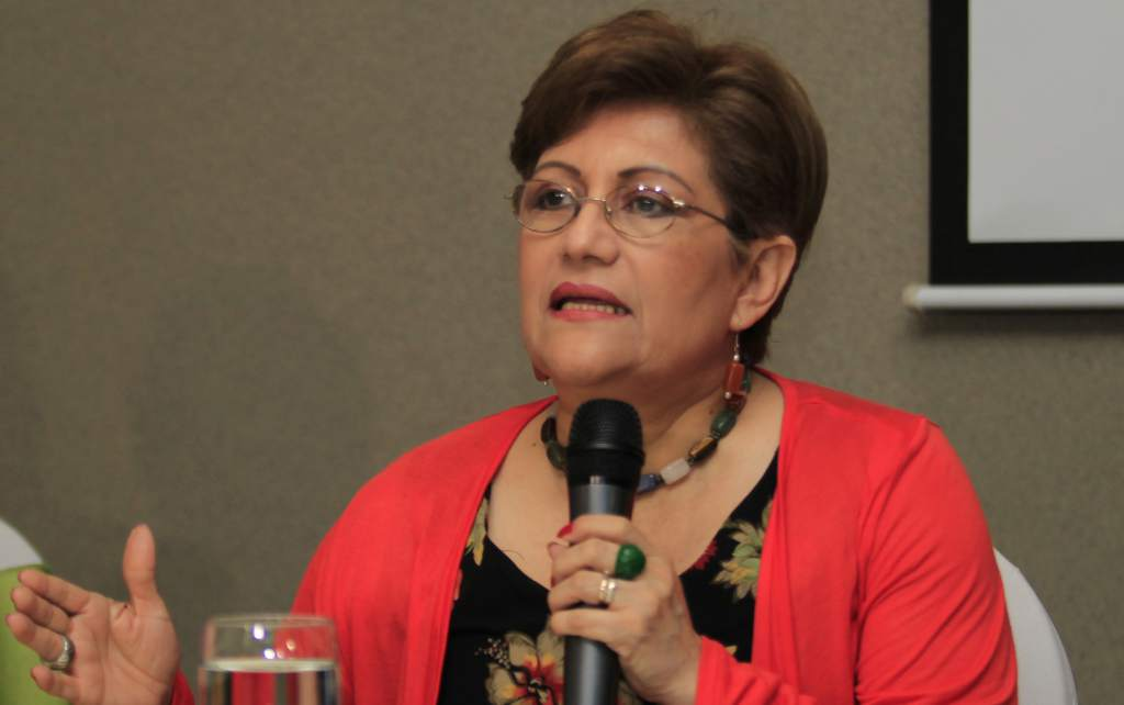 Presentan nueva querella contra María Luisa Borjas