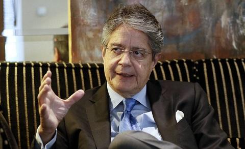 Guillermo Lasso, el empresario y exbanquero busca la presidencia de Ecuador