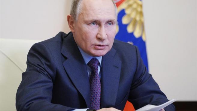 Putin Promulga la reforma que le permitirá gobernar hasta el 2036