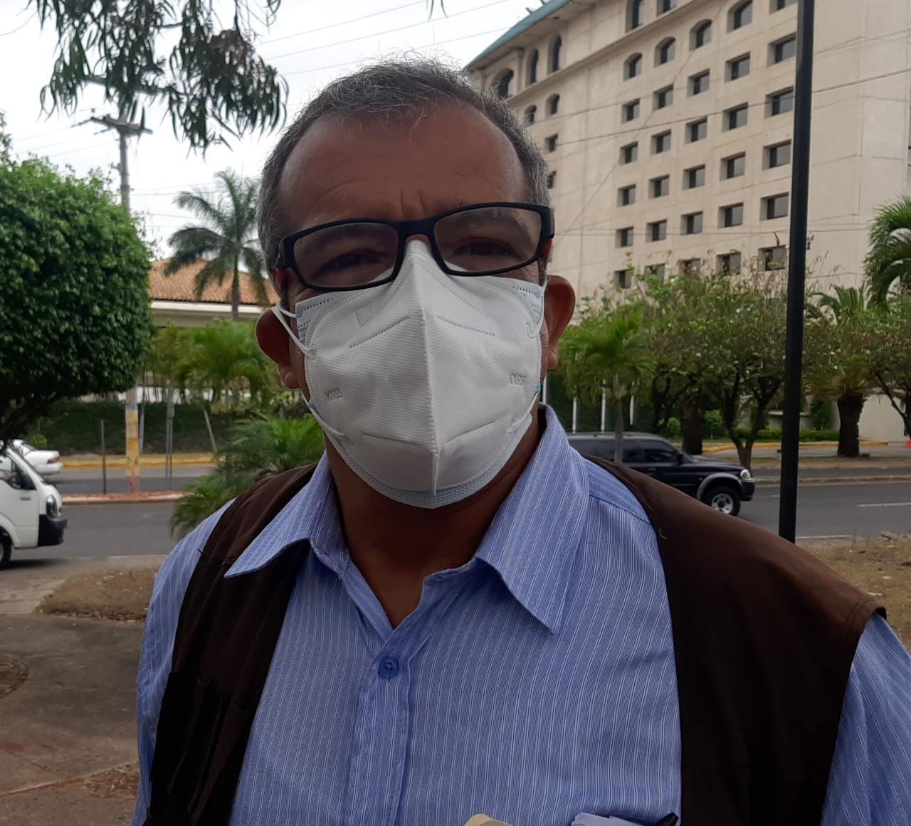 Presidente del CODEH Hugo Maldonado denuncia persecución en su contra por parte de un PMOP