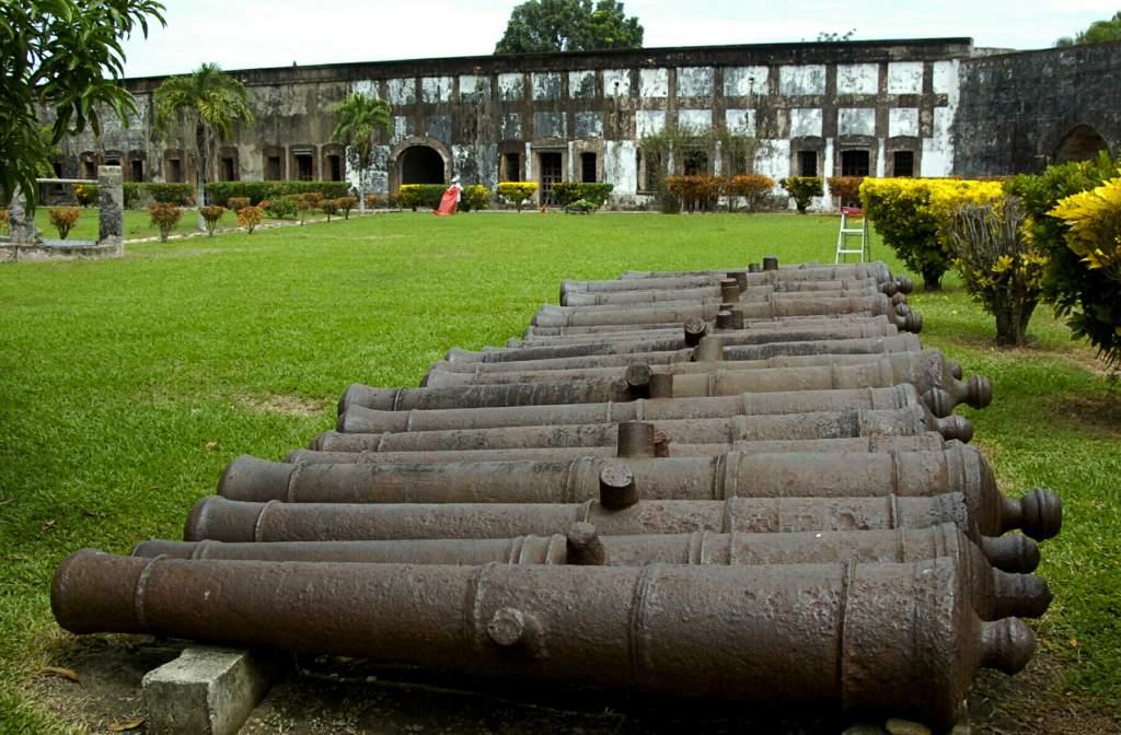 Todo acerca de la fortaleza de San Fernando de Omoa, Cortés