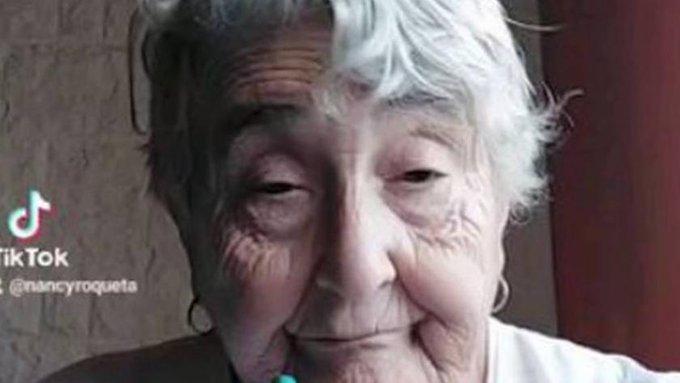 Abuela conquista Tik  Tok y sus  ocurrentes videos dan vuelta al mundo