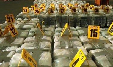 Decomisan en Costa Rica 460 kilos de cocaína en contenedor que iba a Bélgica
