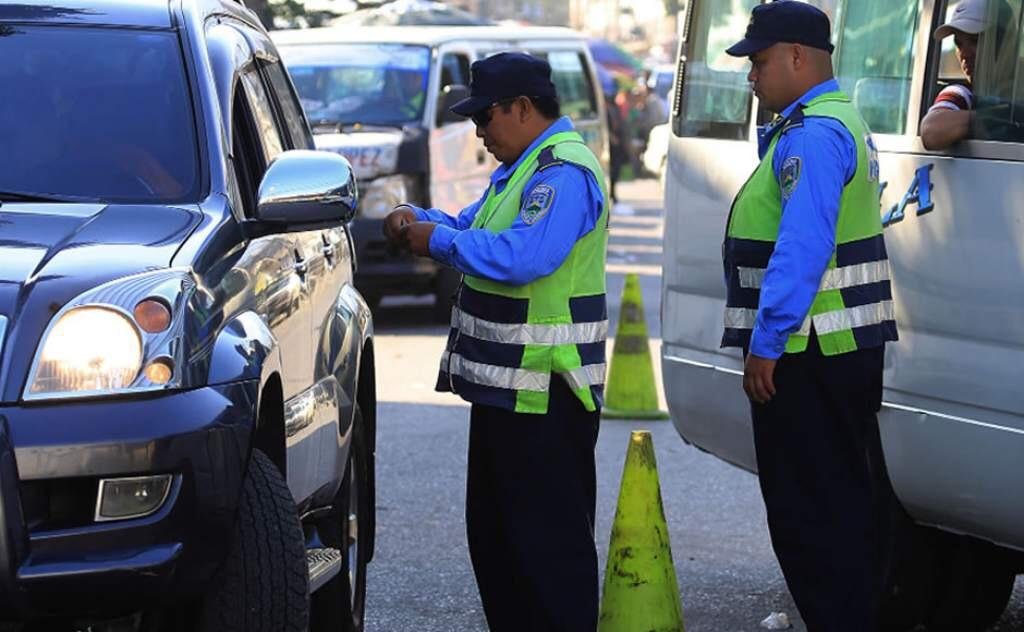Más de 42 mil licencias de conducir decomisadas en los primeros 4 meses del año