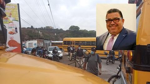 Viceministro de INSEP: L 480 millones en beneficios han recibido los transportistas