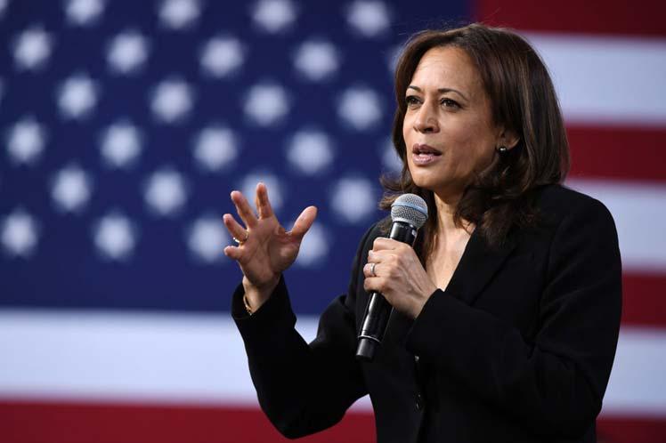 Kamala Harris anuncia que Estados Unidos enviará US$ 310 millones en ayuda humanitaria a Centroamérica