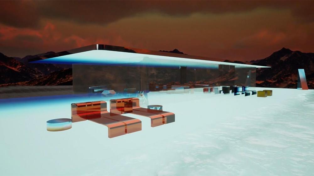 Mars House: La primera casa digital NFT, fue vendida por $500,000