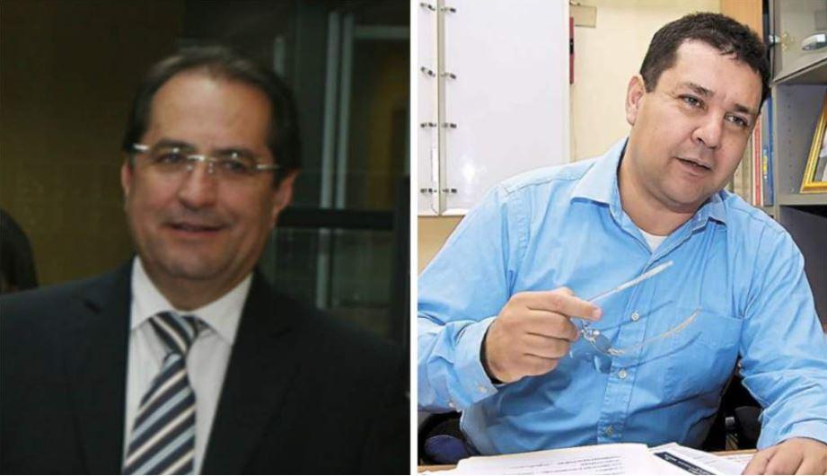 """Libres Javier Pastor y Carlos Montes acusados de recibir """"coimas"""" en desfalco financiero del IHSS"""