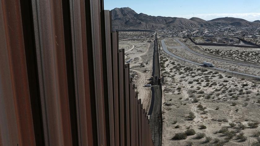 El Pentágono cancela proyectos de construcción de muro en frontera EE. UU-México