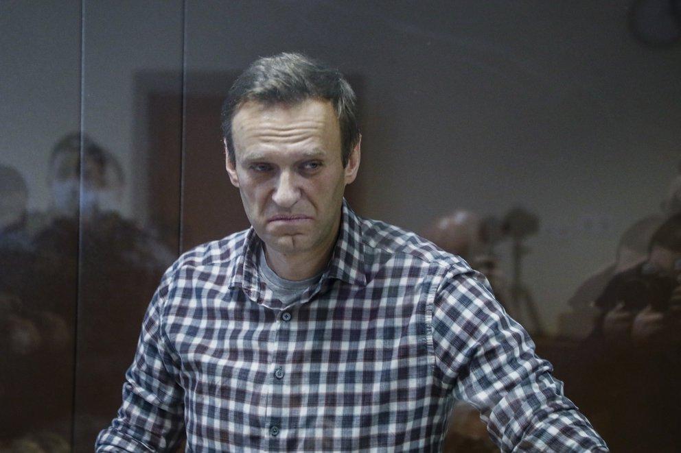 El líder opositor ruso Alexey Navalny pone fin a su huelga de hambre