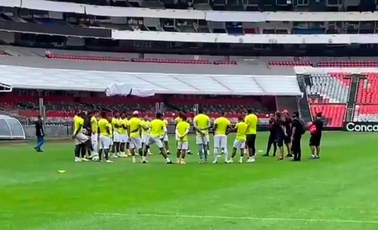 Olimpia buscará la «hazaña» esta noche frente al America de México en el Estadio Azteca