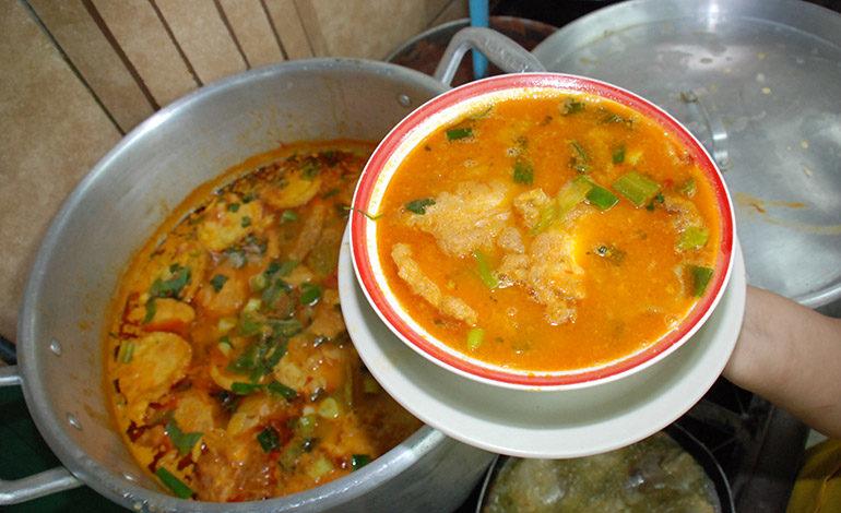 Comida típica de Semana Santa en Honduras