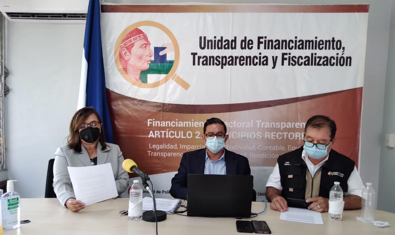El 25 de abril la Unidad de Política Limpia presentará informe de candidatos a cargo de elección popular