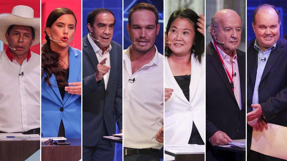 Perú celebra elecciones presidenciales bajo una total incertidumbre y en el peor momento de la pandemia
