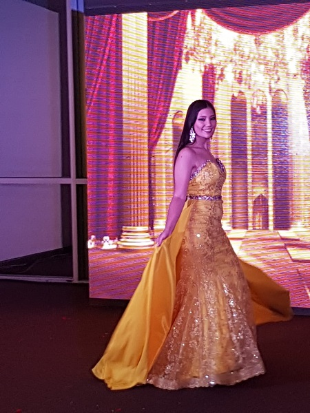 Hondureña gana concurso Miss Teen Expoworld en Guatemala