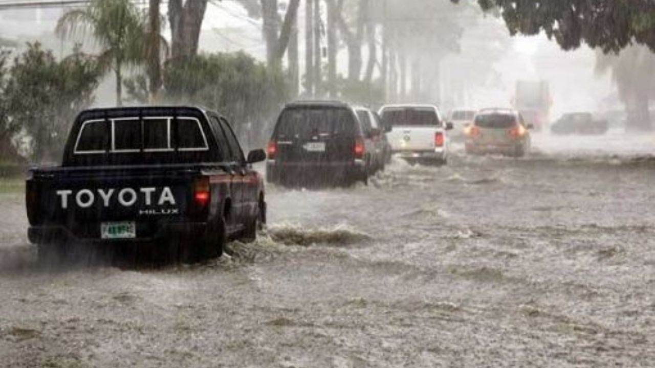 De manera temprana inicia temporada lluviosa en Honduras