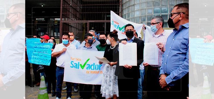 Julio Larios:  «El partido Salvador de Honduras va a tener todos los elementos para competir con los partidos tradicionales»