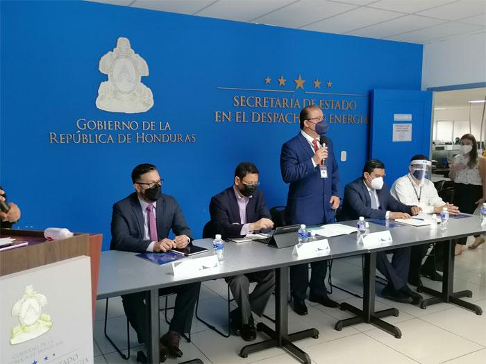 Secretaría de Energía: Anuncian licitación de 450 megavatios