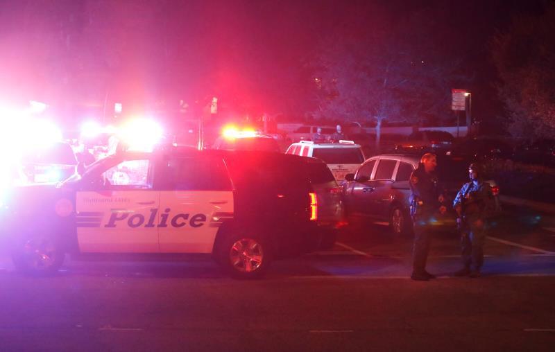 Al menos 7 heridos tras un tiroteo en un casino en EE.UU.