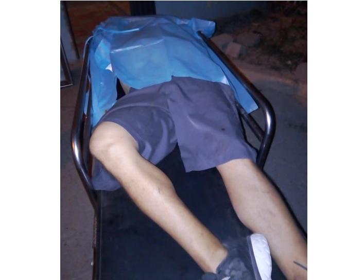 Fallece hombre ingresado al Hospital Santa Teresa con heridas de bala