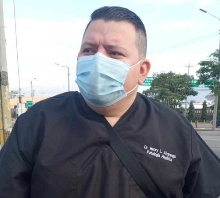 DR. Henry Alvarenga: «El hongo negro  ya esta en el país y afecta principalmente a las personas diabeticas»