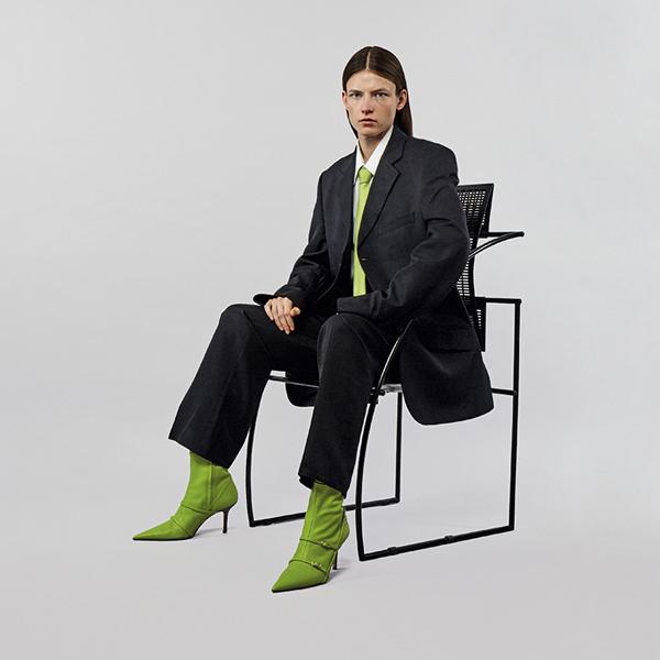 Los tacones para hombres son solo el comienzo de la moda futura
