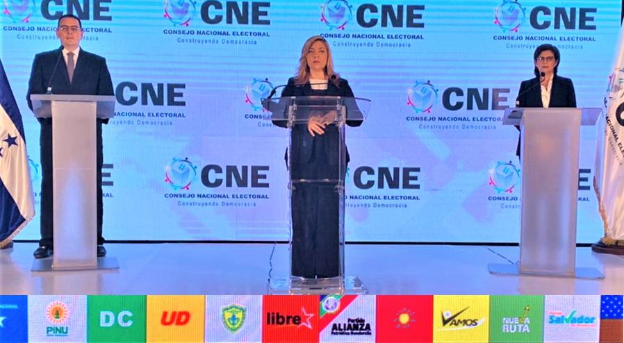 CNE hace oficialmente la convocatoria a elecciones generales 2021