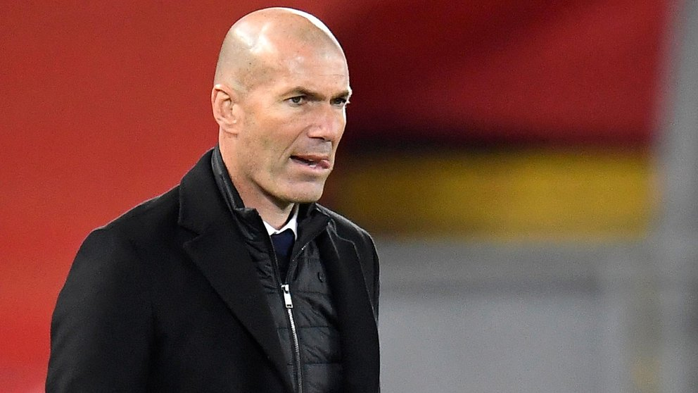 Las posibles opciones de Zinedine Zidane tras abandonar el Real Madrid