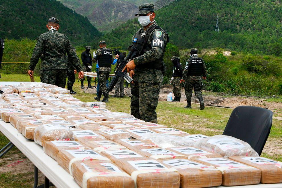 Incineran casi tres toneladas de cocaína valorada en más de 37 millones de dólares
